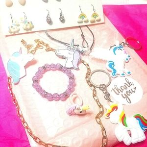 😍2for25$... young girl jewelry small lot.
